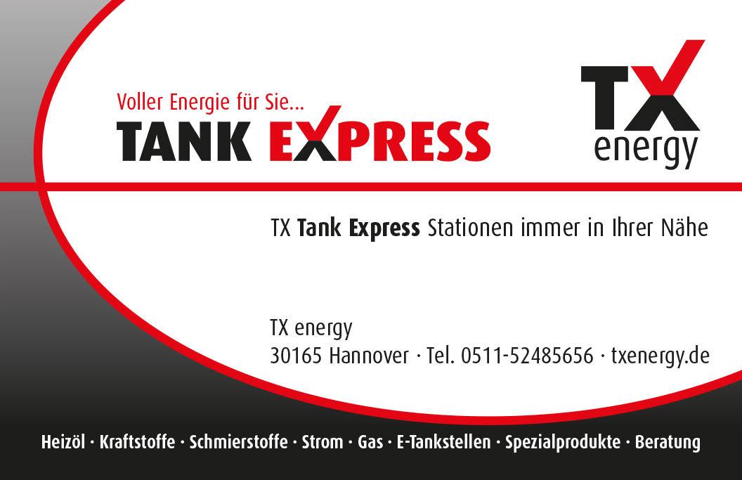 txenergy.de - tankkarte